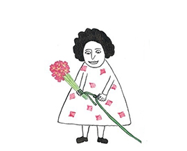 Solange Merlin - Fleuriste Allauch Marseille - Vegetal Fleurs et Jardins