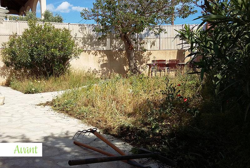Jardinier pour entretien de jardins v g tal fleurs jardins fleuriste allauch for Recherche jardinier pour entretien jardin