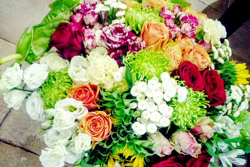 La boutique - Vegetal Fleurs et Jardins - Allauch - Fleuriste - Realisations Arstisan fleuriste -2