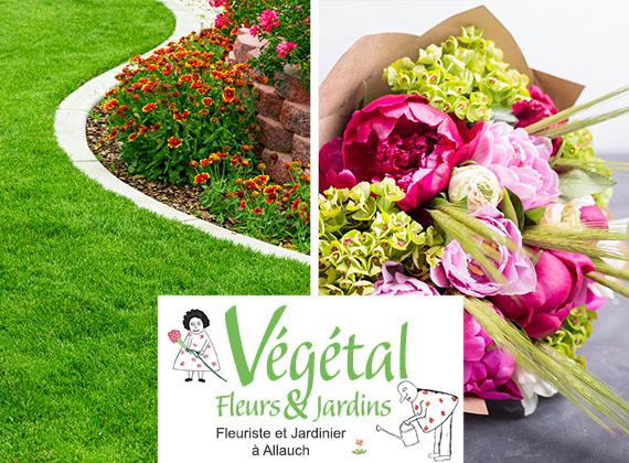 Végétal Fleurs & Jardins - Fleuriste Jardinier Allauch - Qui sommes-nous