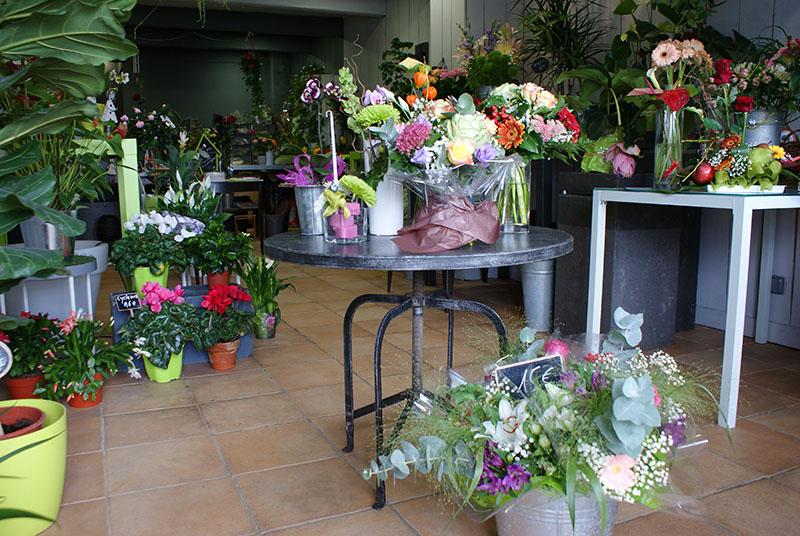 La boutique - Vegetal Fleurs et Jardins - Allauch - Fleuriste - Solange - Bouquet - livraison - 3