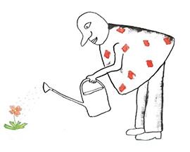 Richard - Jardinier professionel Allauch Marseille - Vegetal Fleurs et Jardins