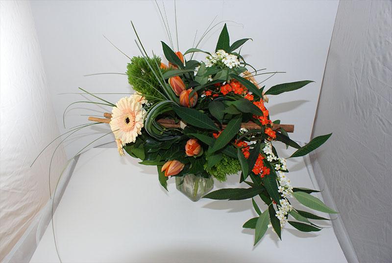 Composition florale Allauch
